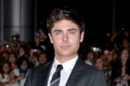 Actor Zac Efron arrives at the