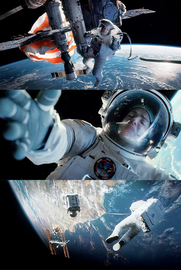 The Camera's Cusp: Alfonso Cuarón Takes Filmmaking to a New Extreme With Gravity