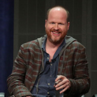 """Joss Whedon speaks onstage during the """"Agents of S.H.I.E.L.D."""" panel discussion"""