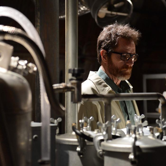Walter White (Bryan Cranston) - Breaking Bad _ Season 5, Episode 16 - Photo Credit: Ursula Coyote/AMC