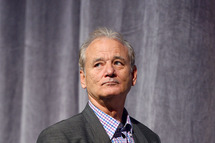 """TORONTO, ON - SEPTEMBER 10:  Actor Bill Murray attends """"Hyde Park On Hudson"""" premiere during the 2012 Toronto International Film Festival at Roy Thomson Hall on September 10, 2012 in Toronto, Canada.  (Photo by Alberto E. Rodriguez/Getty Images)"""