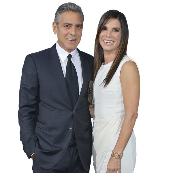 Party Lines Slideshow: George Clooney, Sandra Bullock, and