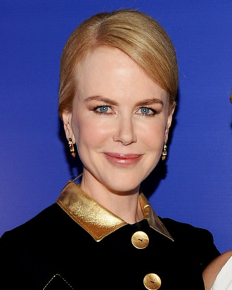 Honorees Nicole Kidman and Charlize Theron attend Variety's 5th Annual Power of Women event presented by Lifetime at the Beverly Wilshire Four Seasons Hotel on October 4, 2013 in Beverly Hills, California.