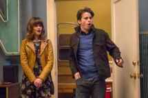 US & THEM: Based on an award-winning BBC series and starring Emmy Award nominee Jason Ritter (R) and Alexis Bledel (L), US & THEM is a new single-camera ensemble comedy about a young couple, whose path to happily-ever-after is complicated by the screwed-up circus of people closest to them.