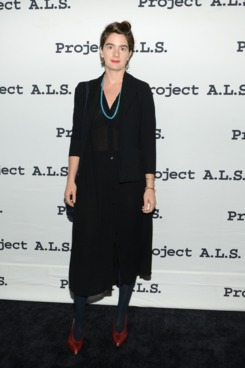 NEW YORK, NY - OCTOBER 17: Gaby Hoffman attends Project A.L.S. 15th anniversary party on October 17, 2013 in New York, United States. (Photo by Michael N. Todaro/Getty Images)