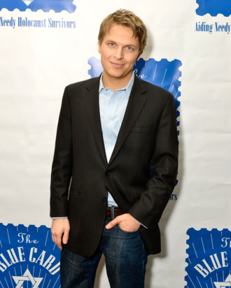 NEW YORK, NY - OCTOBER 21: Ronan Farrow attends the 79th Annual Blue Card Benefit and Auction on October 21, 2013 in New York City. (Photo by Eugene Gologursky/Getty Images for The Blue Card)