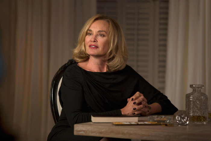 Jessica Lange in AHS: Coven.