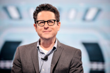 """TOKYO, JAPAN - AUGUST 13:  Director J.J. Abrams attends the """"Star Trek: Into Darkness"""" Live Streaming in Tokyo at the Nicofarre on August 13, 2013 in Tokyo, Japan.  (Photo by Keith Tsuji/Getty Images)"""
