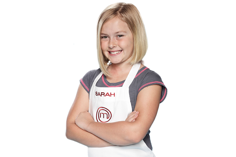 MasterChef Junior's Sarah Lane on Diabolical Layer Cakes and What You  Didn't See on TV