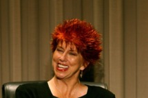 """LOS ANGELES, CA - SEPTEMBER 05:  Actress Marcia Wallace speaks at the Paley Center for Media and TV Land salute of """"The Bob Newhart Show"""" at the Paley Center for Media on September 5, 2007 in Los Angeles, California.  (Photo by Michael Buckner/Getty Images) *** Local Caption *** Marcia Wallace"""