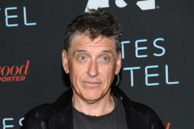 """SAN DIEGO, CA - JULY 20:  Television host Craig Ferguson attends A&E's """"Bates Motel"""" party during Comic-Con International 2013 at Gang Kitchen on July 20, 2013 in San Diego, California.  (Photo by Ethan Miller/Getty Images)"""