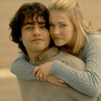 01 Jan 1999 --- Original caption: Adrian Grenier and Melissa Joan Hart. --- Image by ? Bureau L.A. Collection/Sygma/Corbis