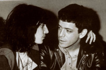 UNSPECIFIED - CIRCA 2000:  Photo of Lou REED; with Patti Smith  (Photo by Richard E. Aaron/Redferns)