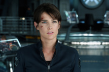 """Marvel's The Avengers""Maria Hill (Cobie Smulders)Ph: Film Frame ? 2011 MVLFFLLC.  TM & ? 2011 Marvel.  All Rights Reserved."