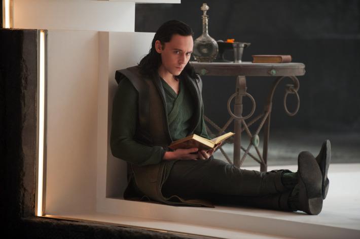 """Marvel's Thor: The Dark World""Loki (Tom Hiddleston)Ph: Jay Maidment? 2013 MVLFFLLC. TM & ? 2013 Marvel. All Rights Reserved."