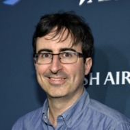 LOS ANGELES, CA - SEPTEMBER 25:  Comedian John Oliver attends British Airways and Variety Celebrate The Inaugural A380 Service Direct from Los Angeles to London and Discover Variety's 10 Brits to Watch on September 25, 2013 in Los Angeles, California.  (Photo by Frazer Harrison/Getty Images for Variety)