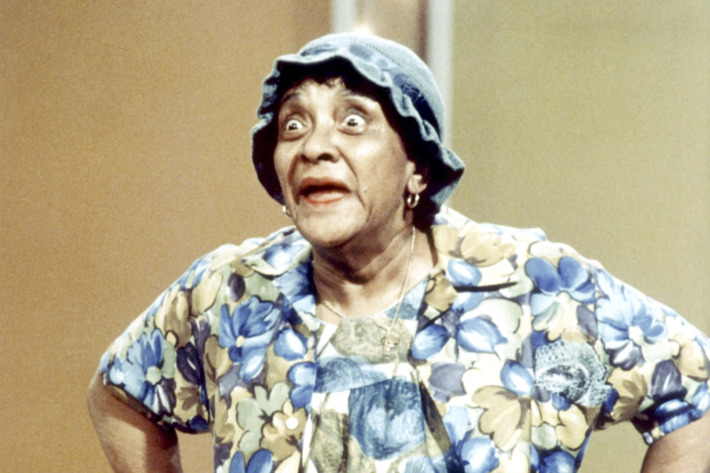 UNSPECIFIED - CIRCA 1970:  Photo of Jackie Moms Mabley  Photo by Michael Ochs Archives/Getty Images