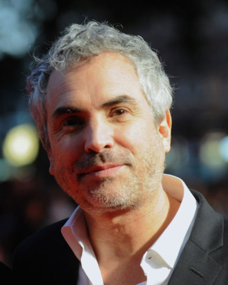 Director Alfonso Cuaron attends a screening of