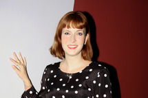 """SANTA MONICA, CA - OCTOBER 12:  Writer/Director Diablo Cody attends a Los Angeles special screening of her film """"Paradise"""" at Aero Theatre on October 12, 2013 in Santa Monica, California.  (Photo by Rachel Murray/Getty Images)"""