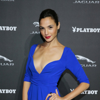 PEBBLE BEACH, CA - AUGUST 16: Actress Gal Gadot attends the Jaguar and Playboy Magazine exclusive VIP reception to celebrate Jaguar's high-performance models during Pebble Beach weekend on August 16, 2013 in Monterey, California. (Photo by Neilson Barnard/Getty Images for Jaguar)