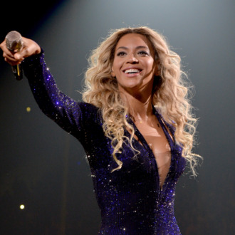 LOS ANGELES, CA - DECEMBER 03: Entertainer Beyonce performs on stage during