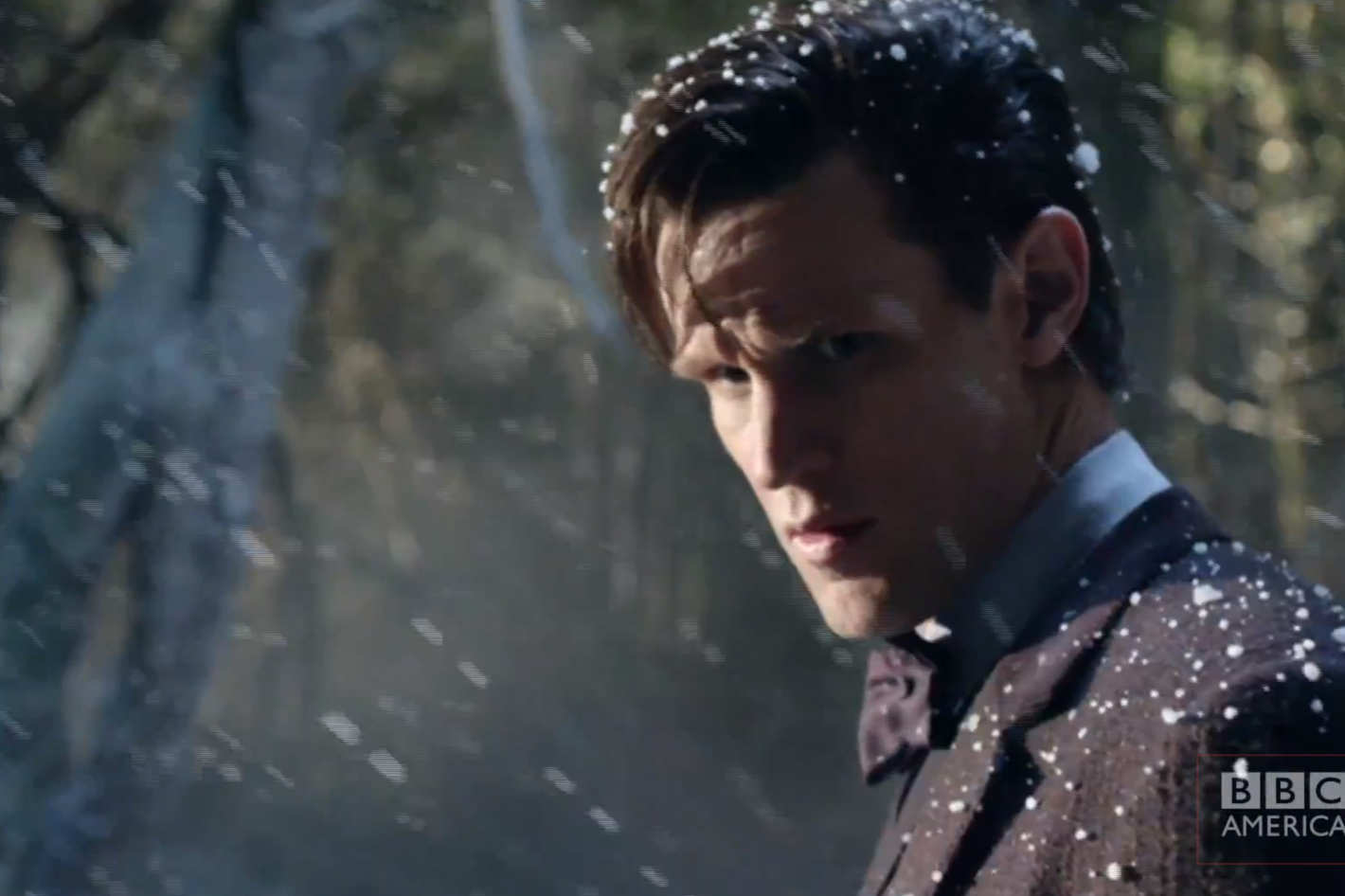Doctor Who Christmas Special 2013.See A Teaser For Doctor Who S Christmas Special
