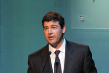 Kyle Chandler attends the 62nd Annual ACE Eddie Awards at The Beverly Hilton hotel on February 18, 2012 in Beverly Hills, California.