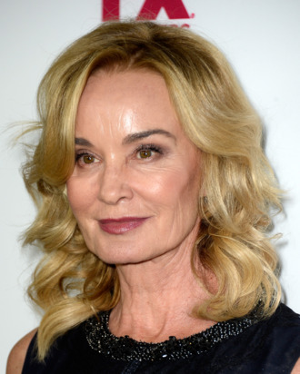 WEST HOLLYWOOD, CA - OCTOBER 05: Actress Jessica Lange arrives at the premiere of FX's