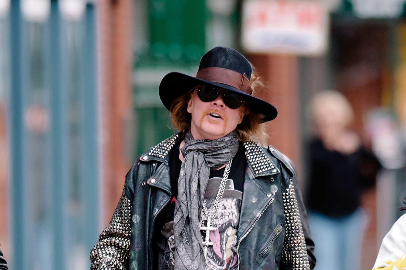 What Happened When Axl Rose Rented My Apartment