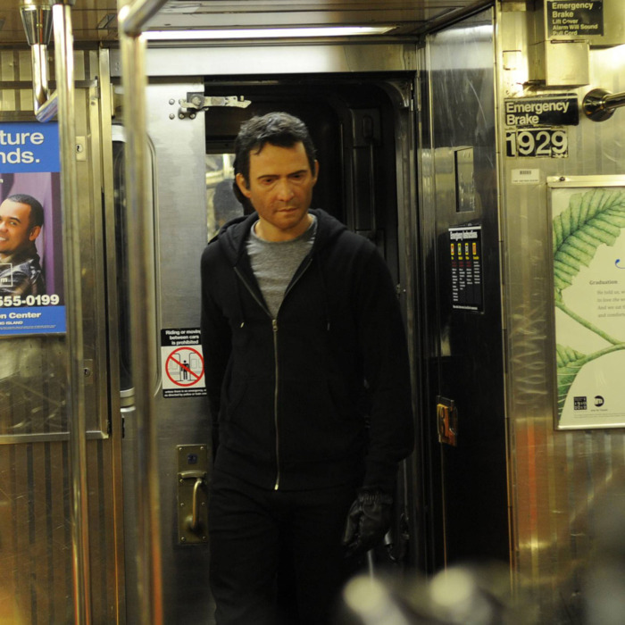 "THE FOLLOWING: A follower of Joe Carroll enters a subway in the ""Resurrection"" Season Two special preview episode of THE FOLLOWING, airing Sunday, Jan. 19."