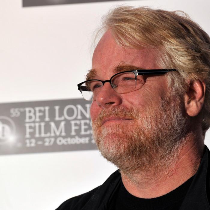 LONDON, ENGLAND - OCTOBER 19: Actor Philip Seymour Hoffman attends