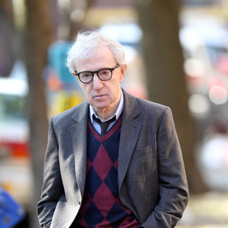 NEW YORK, NY - NOVEMBER 12: Woody Allen Films