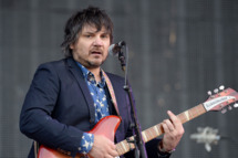 Jeff Tweedy of Wilco performs onstage at What Stage during day 2 of the 2013 Bonnaroo Music & Arts Festival on June 14, 2013 in Manchester, Tennessee.