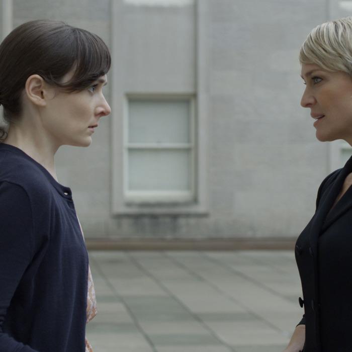 House Of Cards Season 2 Episode 8 Recap Sex Lies And Premium Steak