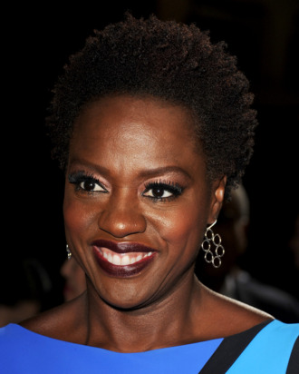 Actress Viola Davis attends the Premiere Of Summit Entertainment's