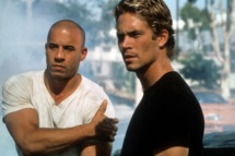 Vin Diesel and Paul Walker in a scene from the film 'The Fast And The Furious', 2001. (Photo by Universal/Getty Images)