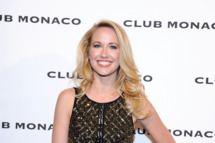 NEW YORK, NY - NOVEMBER 07:  Anna Camp attends the opening celebration of Club Monoco's Fifth Avenue Flagship at Club Monaco Fifth Avenue on November 7, 2013 in New York City.  (Photo by Ilya S. Savenok/Getty Images)