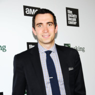 """NEW YORK, NY - JULY 31: New York Times Reporter Andrew Sorkin attends The Film Society Of Lincoln Center And AMC Celebration Of """"Breaking Bad"""" Final Episodes  at The Film Society of Lincoln Center, Walter Reade Theatre on July 31, 2013 in New York City.  (Photo by Desiree Navarro/WireImage)"""