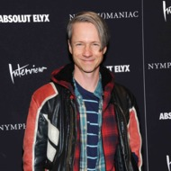 """NEW YORK, NY - MARCH 13:  Director/actor John Cameron Mitchell attends the """"Nymphomaniac: Volume I"""" New York screening at Museum of Modern Art on March 13, 2014 in New York City.  (Photo by Jamie McCarthy/Getty Images)"""
