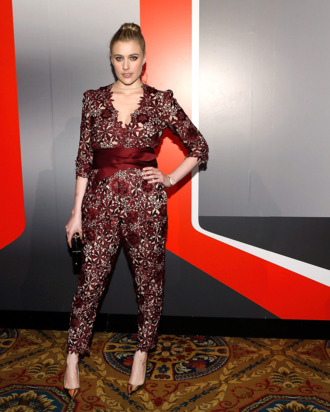 Actress Greta Gerwig attends The New Museum Annual Spring Gala at Cipriani Wall Street on April 1, 2014 in New York City.