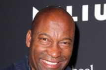 """LOS ANGELES, CA - JANUARY 09:  Director John Singleton attends a screening of EPIX's """"Milius"""" at the Eileen Norris Cinema Theatre on January 9, 2014 in Los Angeles, California.  (Photo by David Livingston/Getty Images)"""
