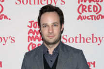 NEW YORK, NY - NOVEMBER 23:  Danny Strong attends Jony And Marc's (RED) Auction at Sotheby's on November 23, 2013 in New York City.  (Photo by Cindy Ord/Getty Images for (RED))