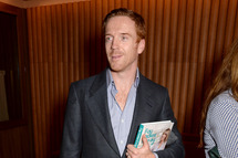 "LONDON, ENGLAND - MARCH 19: Actor Damian Lewis attends the launch of Fay Ripley's new book ""Fay Makes it Easy"" in The Club at Cafe Royal on March 19, 2014 in London, England.  (Photo by David M. Benett/Getty Images)"