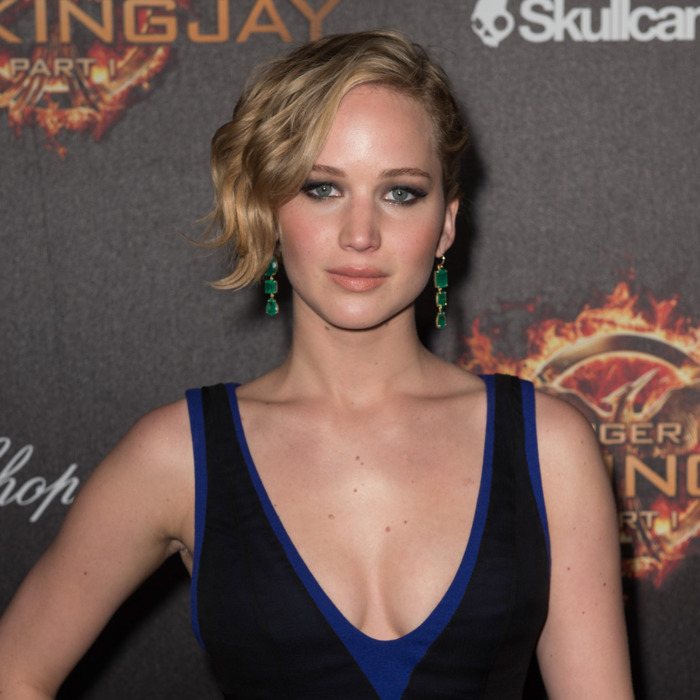 CANNES, FRANCE - MAY 17: Actress Jennifer Lawrence attends