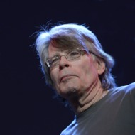 PARIS, FRANCE - NOVEMBER 16: American writer Stephen King poses during a portrait session held on November 16, 2013 in Paris, France. (Photo by Ulf Andersen/Getty Images)