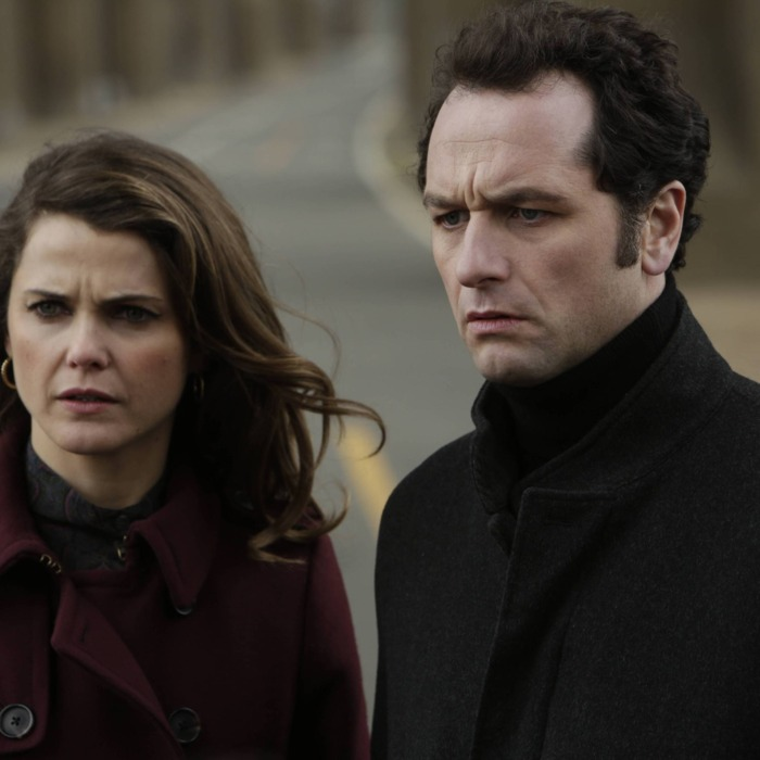 THE AMERICANS --