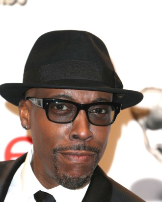 PASADENA, CA - FEBRUARY 22: TV personality Arsenio Hall poses in the press room during the 45th NAACP Image Awards presented by TV One at Pasadena Civic Auditorium on February 22, 2014 in Pasadena, California. (Photo by Frederick M. Brown/Getty Images for NAACP Image Awards)