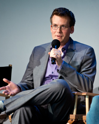 NEW YORK, NY - JUNE 01: Author John Green attends