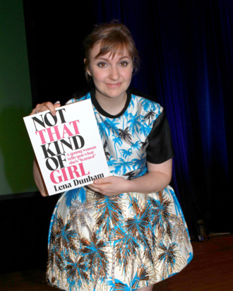 NEW YORK, NY - MAY 30: Lena Dunham attends day 3 of the 2014 Bookexpo America at The Jacob K. Javits Convention Center on May 31, 2014 in New York City. (Photo by Steve Sands/WireImage)