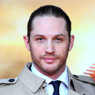LONDON, ENGLAND - MAY 28: Tom Hardy attends the premiere of